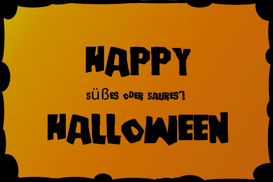 Halloween | Wohlfühlglück